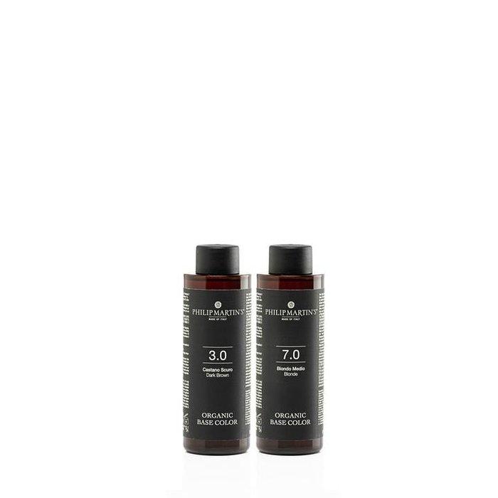 PROFESSIONAL ORGANIC BASED HAIR COLOR / DYE