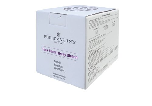 Philip Martin's Free Hand Luxury Bleach 800gr