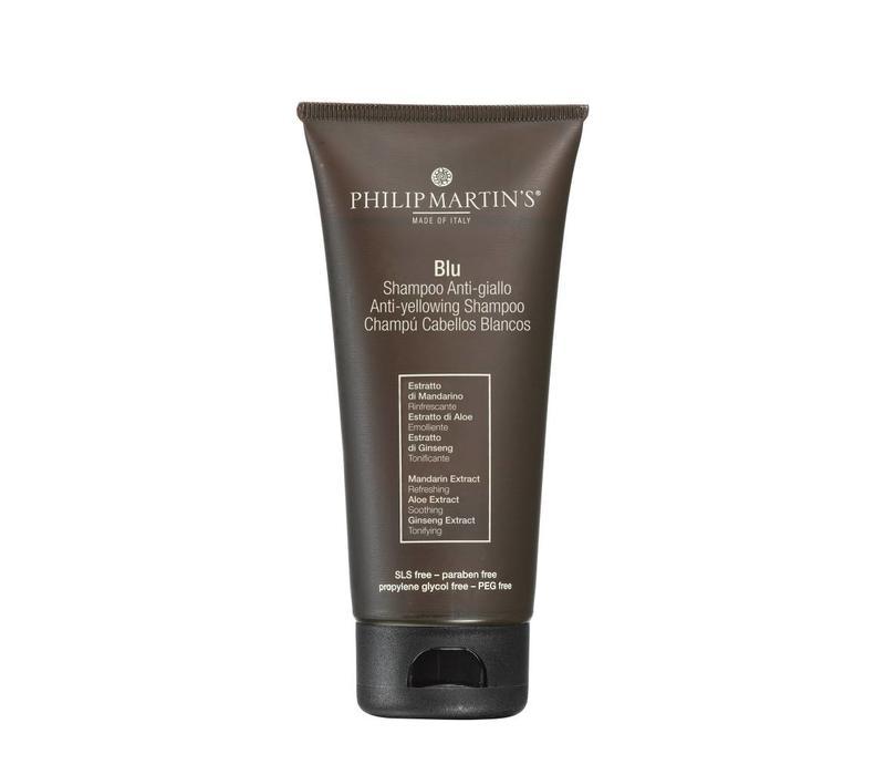 BLU Shampoo Anti Yellowing 200 ml / 6.8 fl. oz.