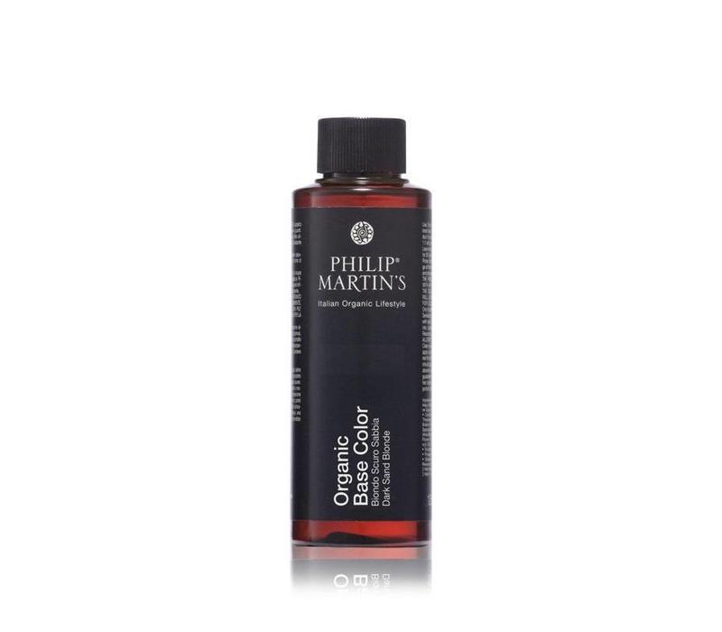 6.1 Dark Ash Brown - Organic Based Color 125ml / 4.23 FL. OZ.
