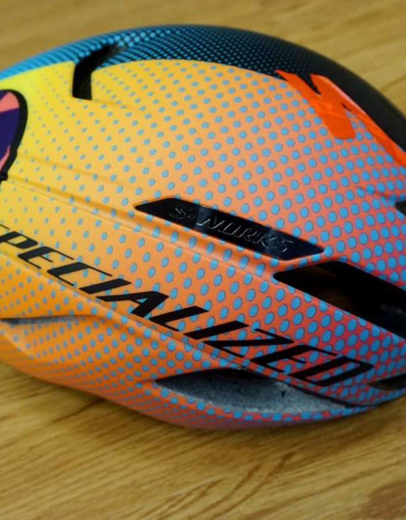 SPECIALIZED HELMET SW EVADE RED HOOK