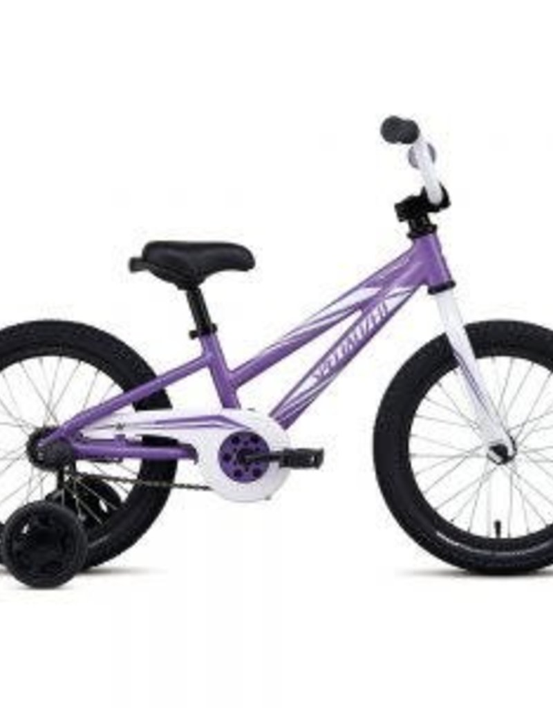 SPECIALIZED HOTROCK COASTER 16 GIRL INT PUR/WHT