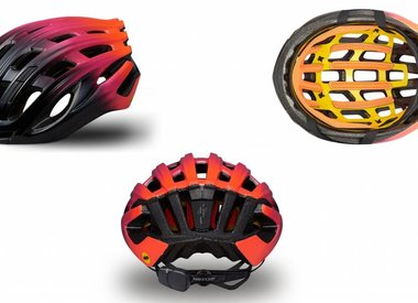 SPECIALIZED HELMETS WITH MIPS AND ANGI