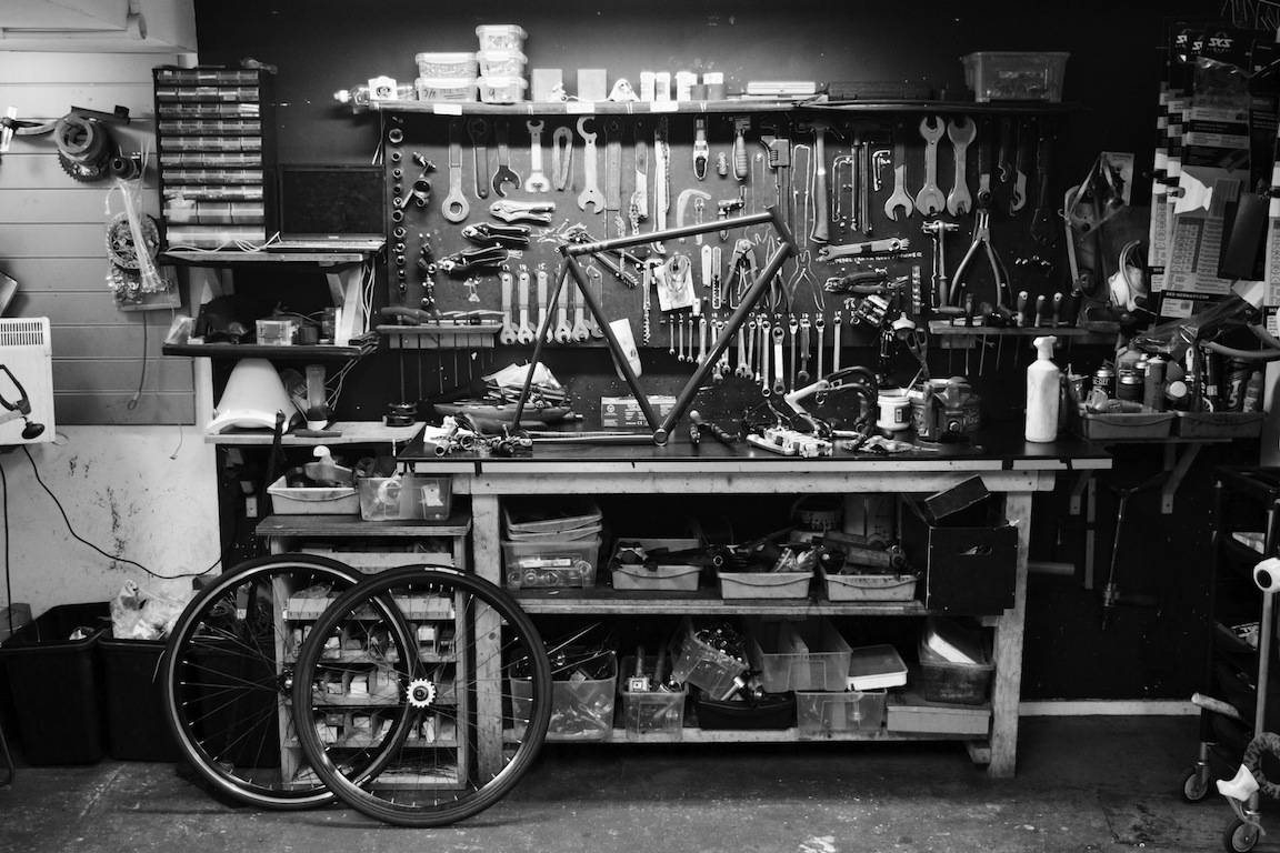 BIKE REPAIR AND SERVICE CENTRE