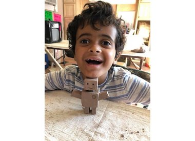 Kids' One-Day Clay Camps
