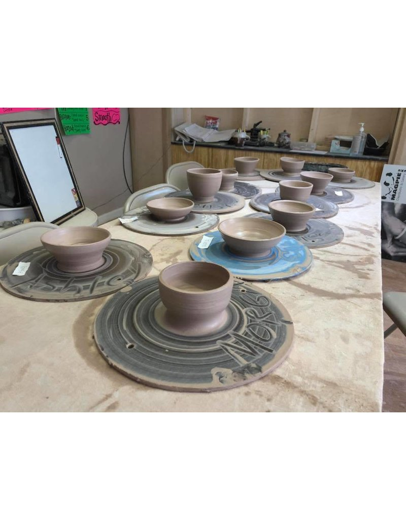 Jessica Robinson Adult Clay Date - Friday / Saturday Evening