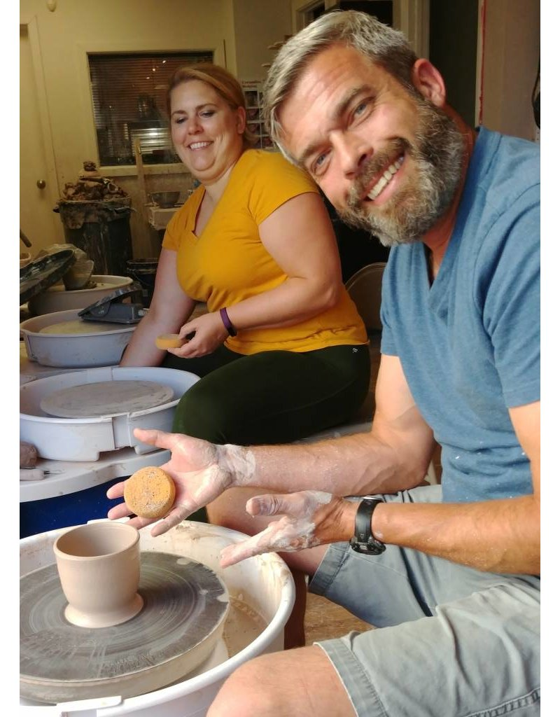 Family Clay Date - Sunday Afternoon