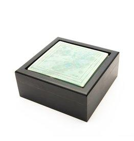 Carl deGraaf Carl deGraaf - Tiled Wooden Box