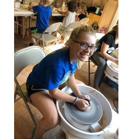 Kylee Mitchell Teen Ceramics Sat PM beginning Jan 5