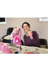 Kylee Mitchell Parent & Child Ceramics Saturday Mornings Beginning January 5