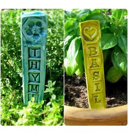 Kylee Mitchell Build by Hand - Garden Markers - April 6