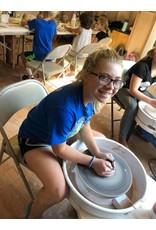 Kylee Mitchell Teen Ceramics Saturday Afternoons Beginning June 15