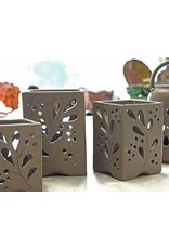 Sharon Ramick Build by Hand Clay Date - Lantern - July 20