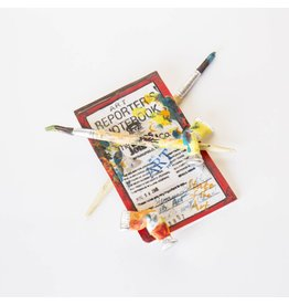 Suzanne Sidebottom Suzanne Sidebottom - Art Reporters Notebook - Brushes & Tubes