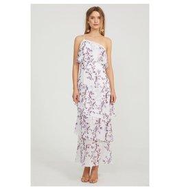 Cooper St Cooper St Seychelles one shoulder maxi dress