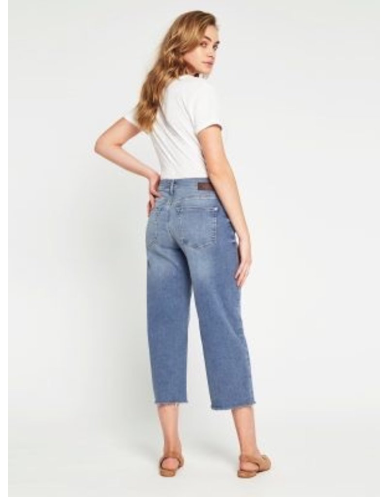 Mavi Mavi Romee Wide Crop Jean