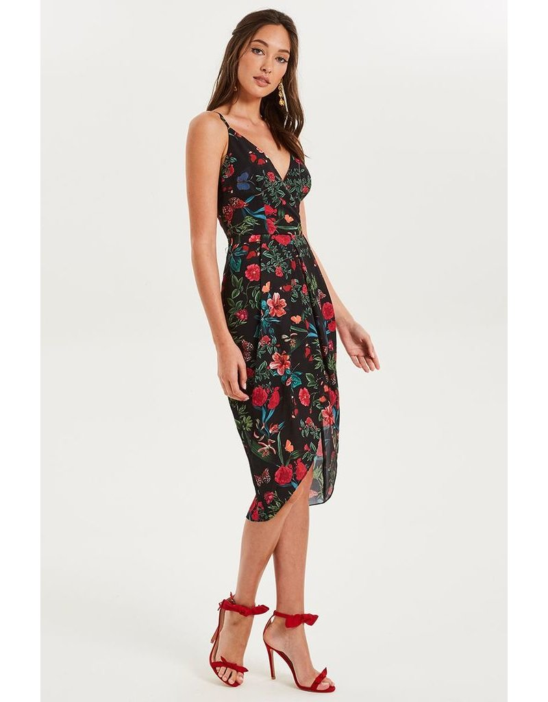 Cooper St Cooper st Flamenco drape dress