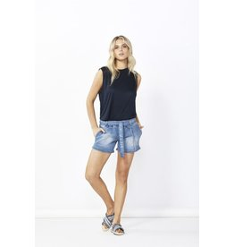 Betty Basics Betty Basic Alex stretch denim short