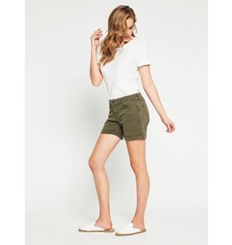 Mavi Mavi Pixie Military shorts