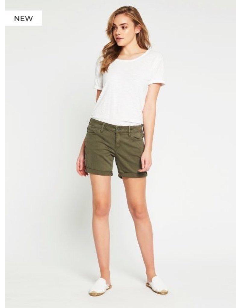 Mavi Mavi Pixie Military shorts
