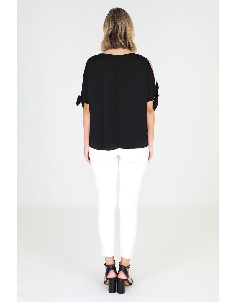 3rd Love The Label August cold shoulder top