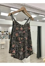 Animal Floral Cami