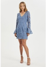 Cooper St Cooper St Hinterland Bell Sleeve Lace Dress
