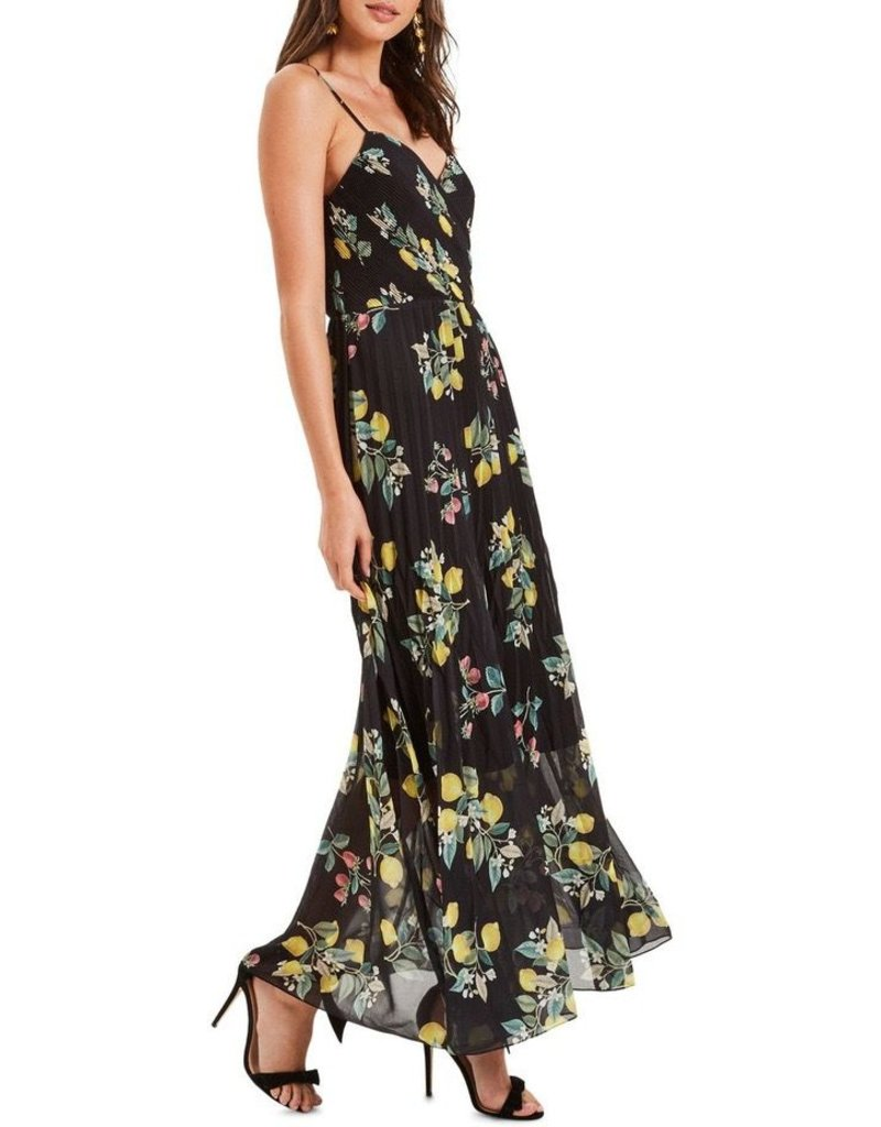 Cooper St Cooper st Limon maxi dress