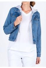 Betty Basics Gunner Denim Jacket