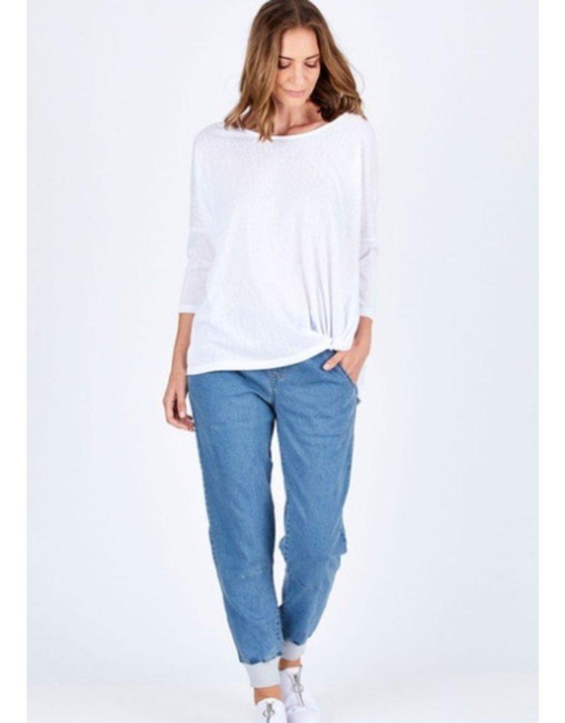Betty Basics Zander Drop Jean