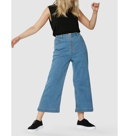 Betty Basics Drew Wide Crop Jeans