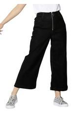 Betty Basics Drew Wide Crop Jeans