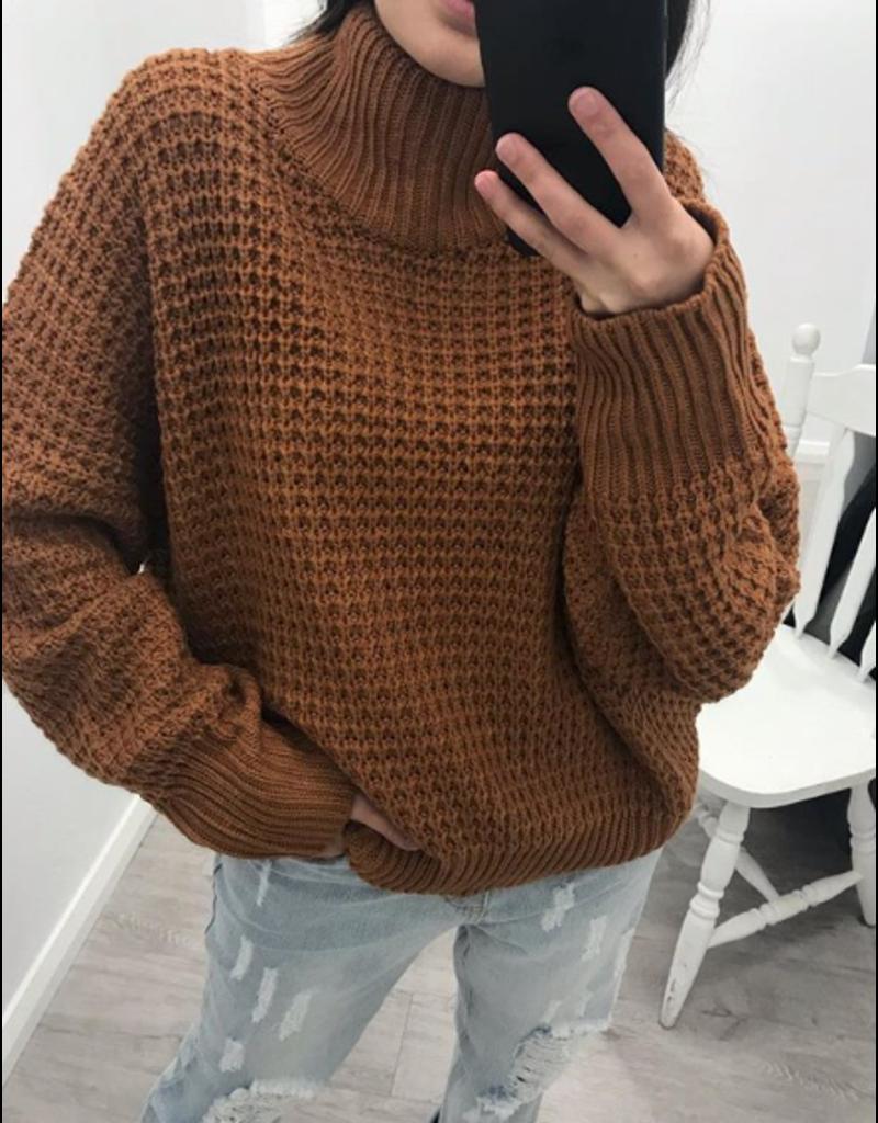 Autumn Knit Jumper