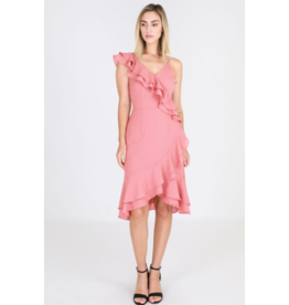 3rd Love The Label Polly Frill Dress