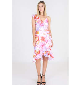 3rd Love The Label Spring Garden Frill Dress