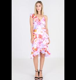 3rd Love The Label Spring Garden Frill Dress