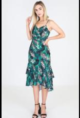 3rd Love The Label Jungle Midi Dress