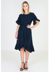 3rd Love The Label Neve Tie Waist Dress