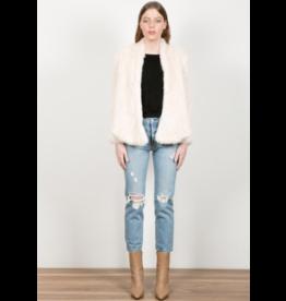 Wish Muse Fur Jacket