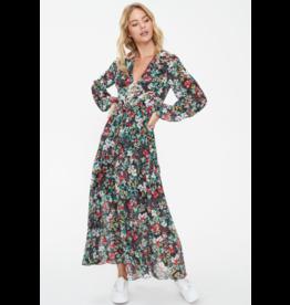 Cooper St Dream Long Sleeve Splice Dress