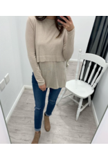Madison Square Hana Overlay Top