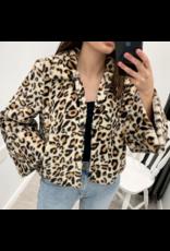 Label of Love Leo fur Jacket