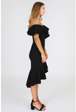 3rd Love The Label Classic Black tie Dress