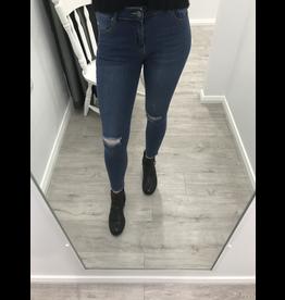 Wakee knee rip jeans