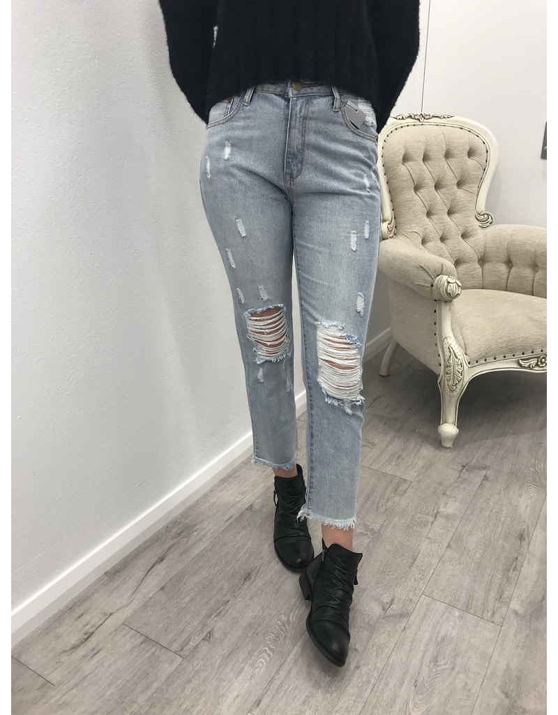 wakee BF Jeans