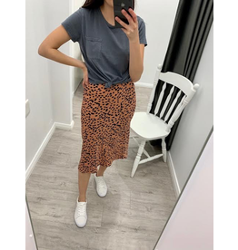 Tash Silk Skirt