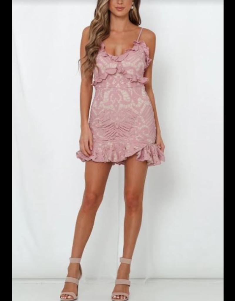 Henley Lace Dress