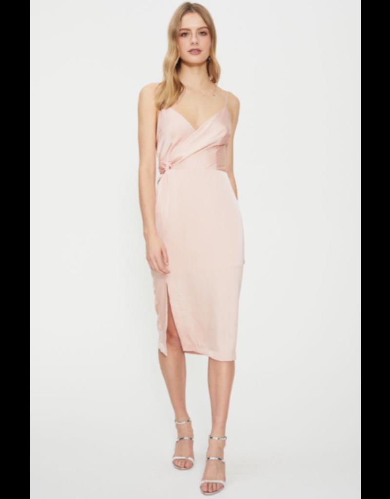 Cooper St Eden Twist Drape Dress