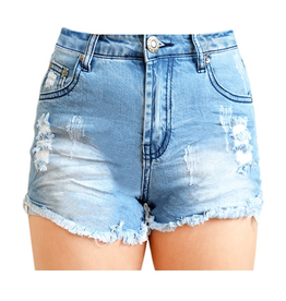 Wakee 69985 Ripped Short