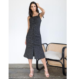 Wish Polly Midi Dress